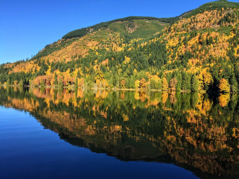 Silver Lake, Maple Falls, Washington
