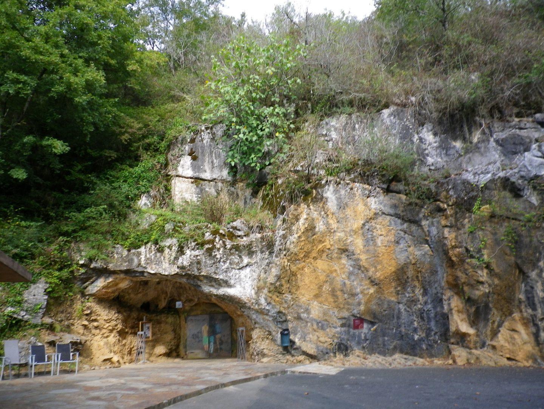 Caves of Isturitz entrance