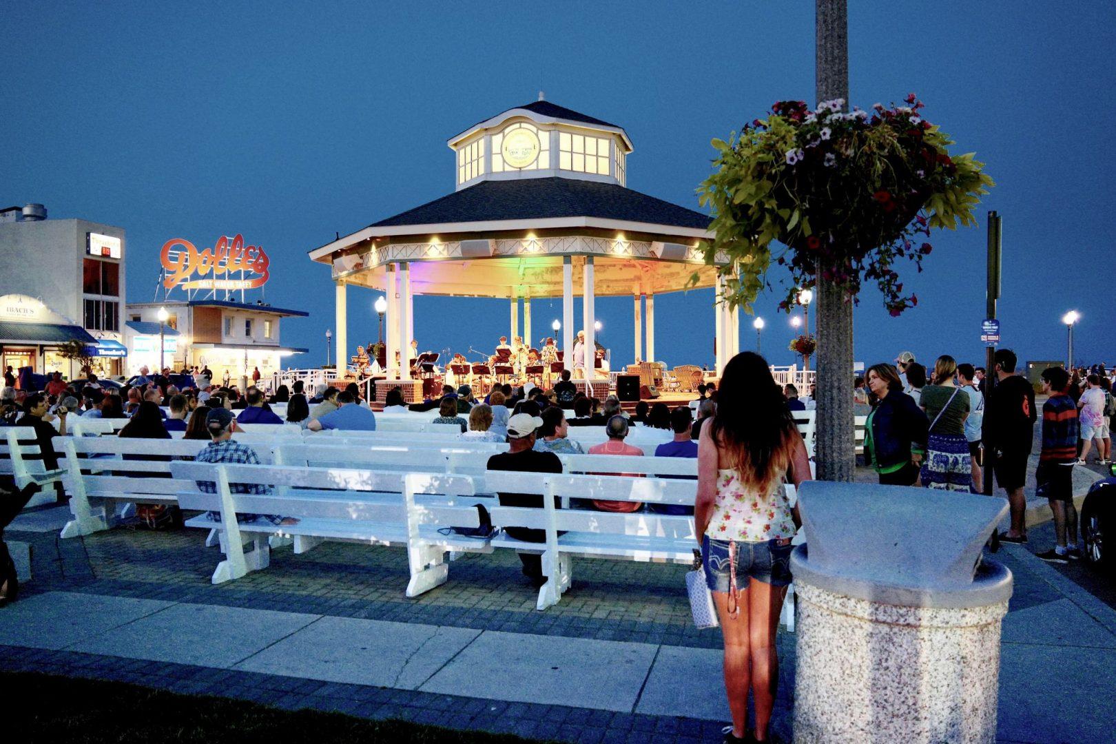 Rehoboth Beach Bandstand