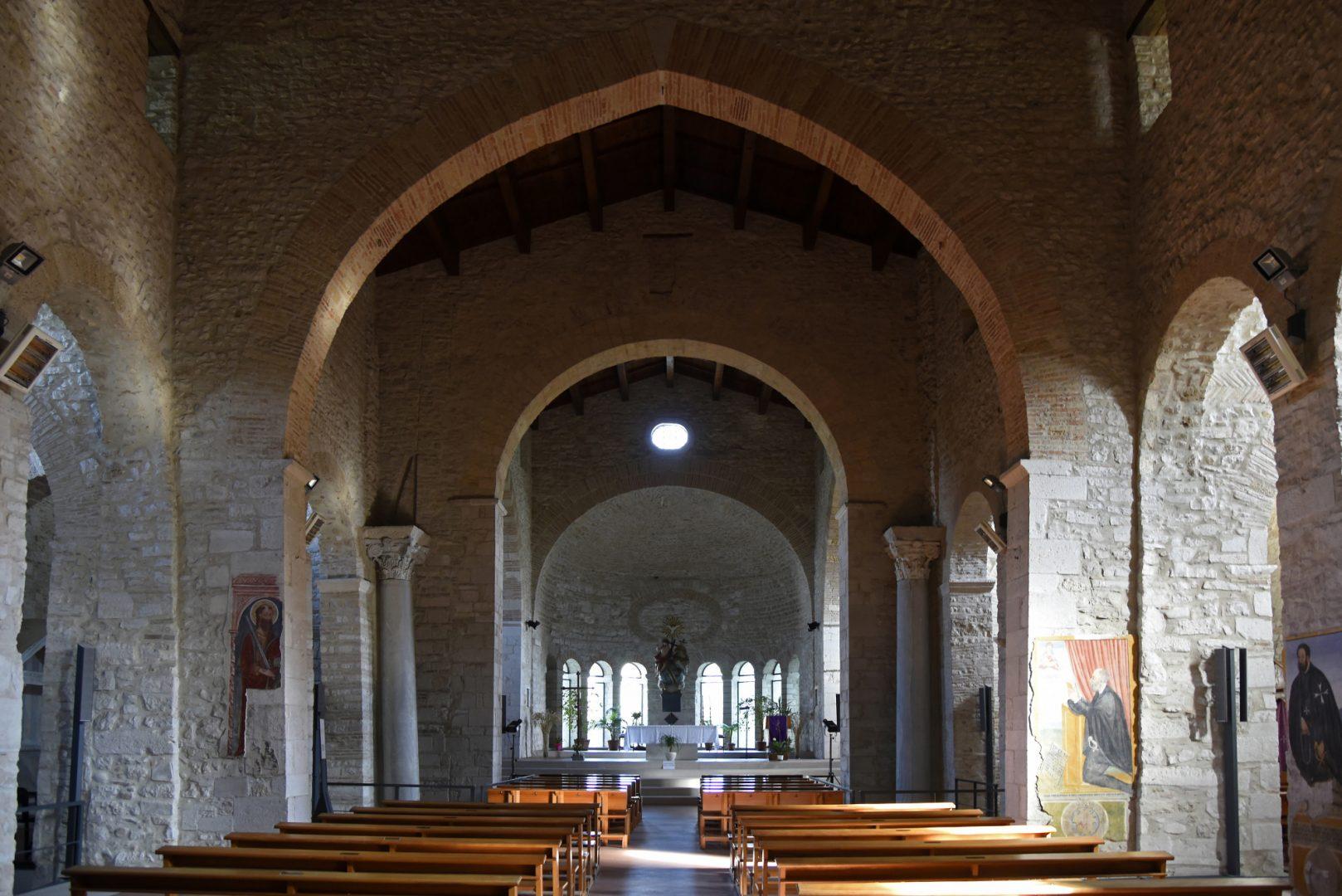 Abbey of the Santissima Trinità