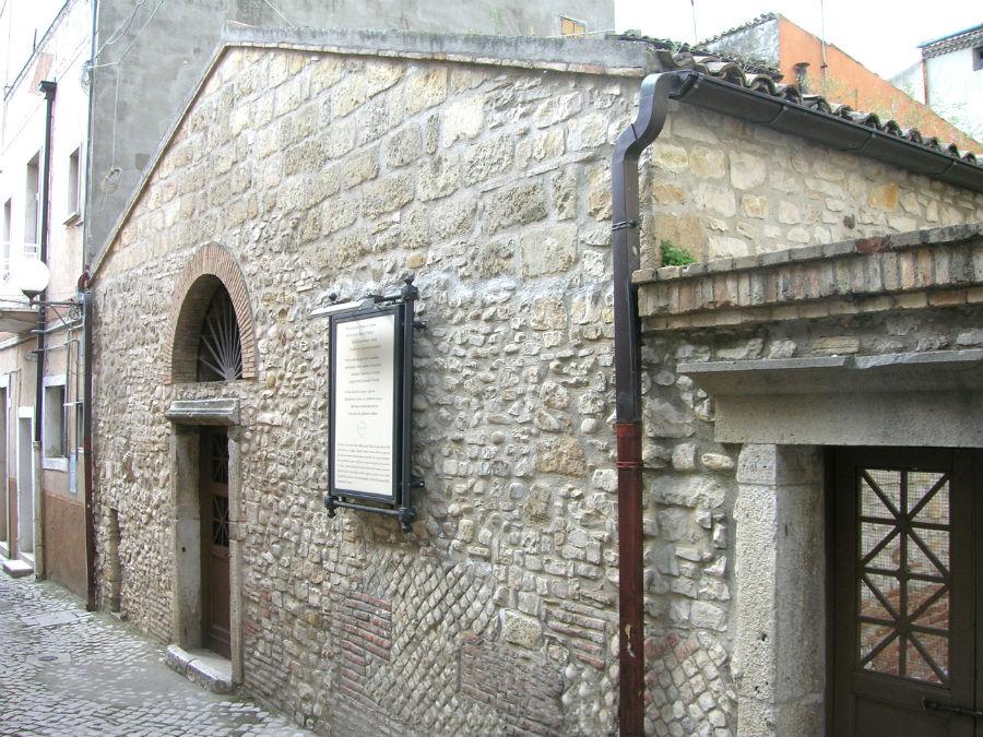 House of Quinto Orazio Flacco