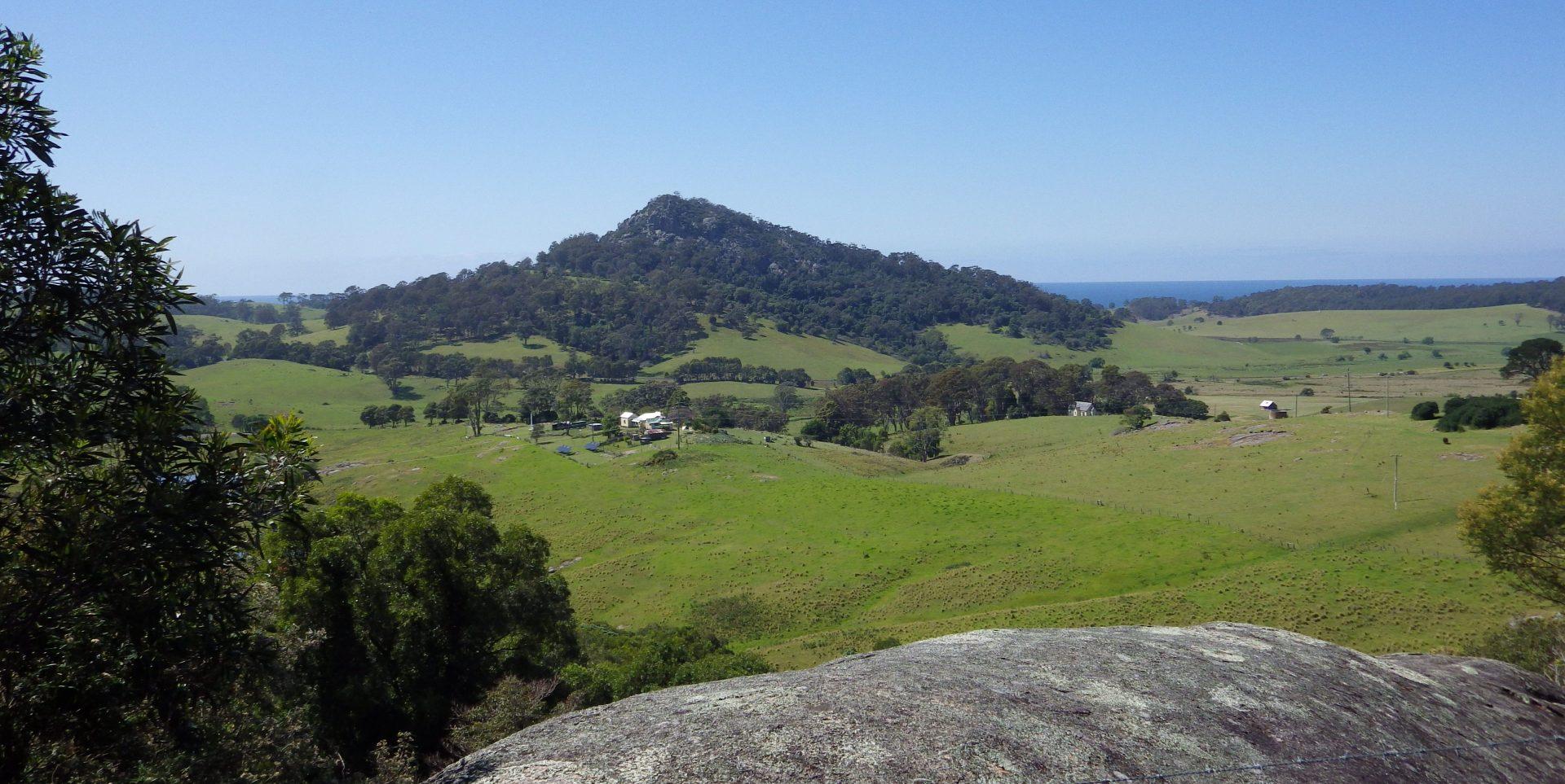 Mount Dromedary, Narooma, Australia