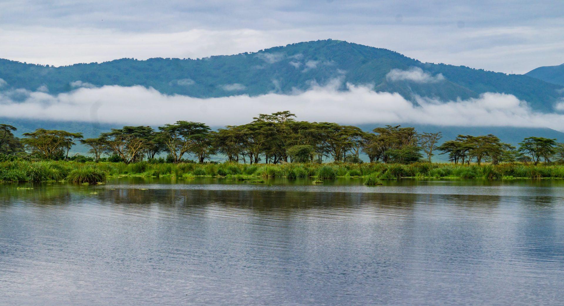 Lake Duluti, Tanzania