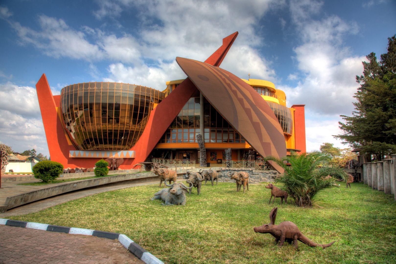 Cultural Heritage Centre, Tanzania