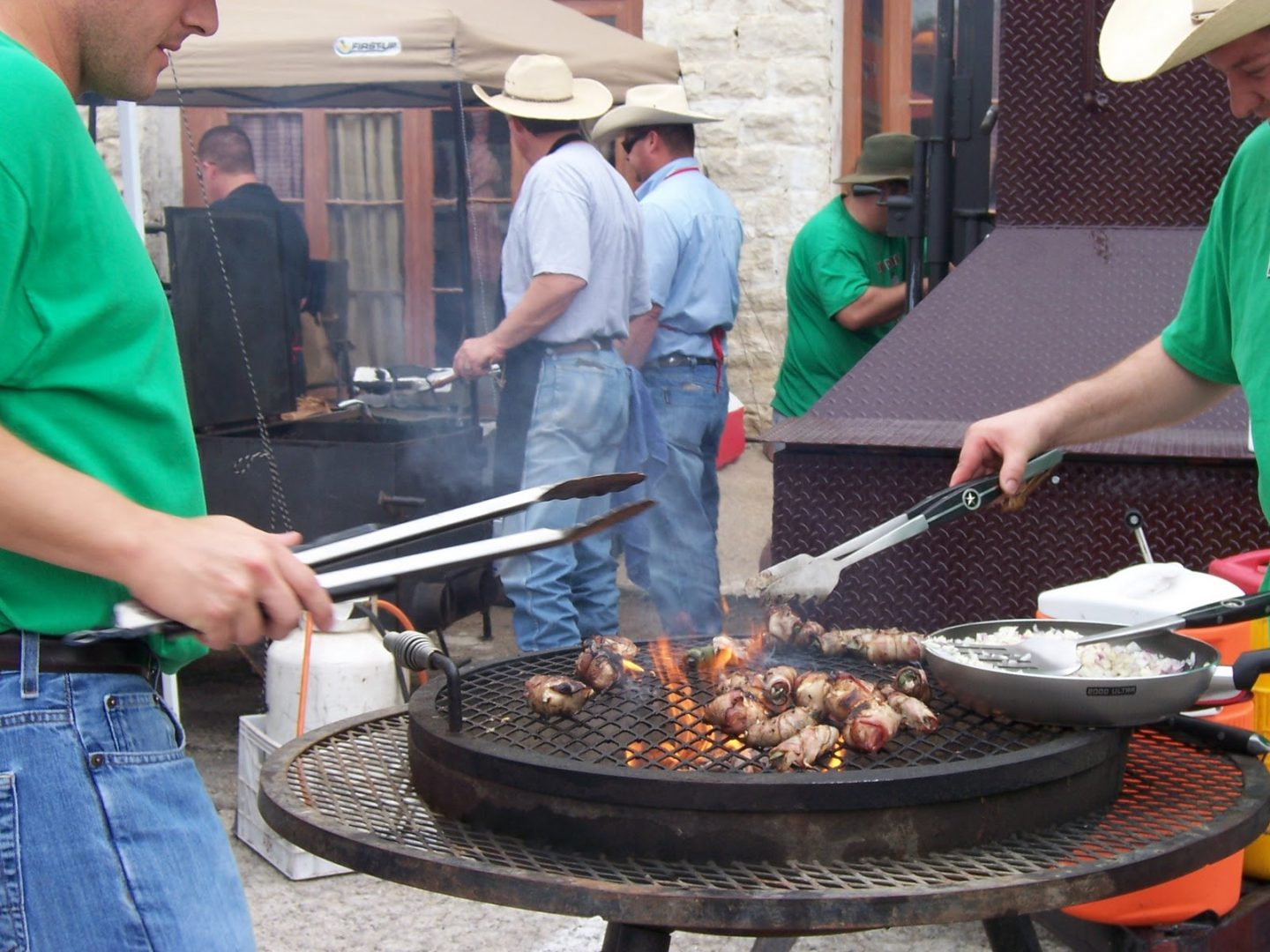 Texas Steak Cook-Off, Hico, Texas