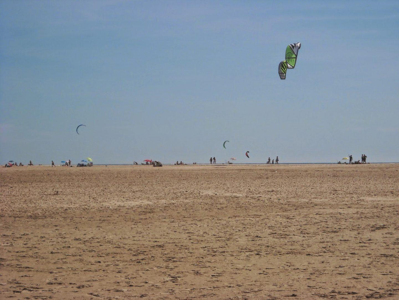 Playa de Castilnovo, Conil de la Frontera, Spain