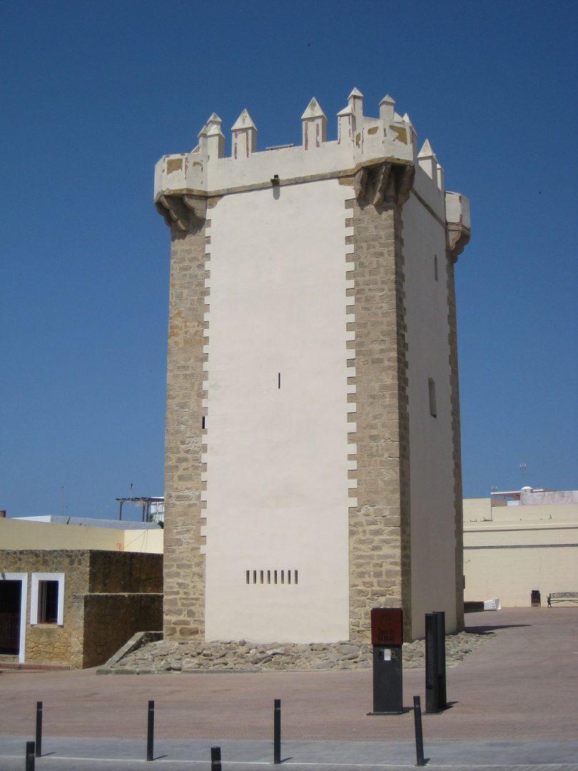 Tower of Guzmán, Conil de la Frontera, Spain