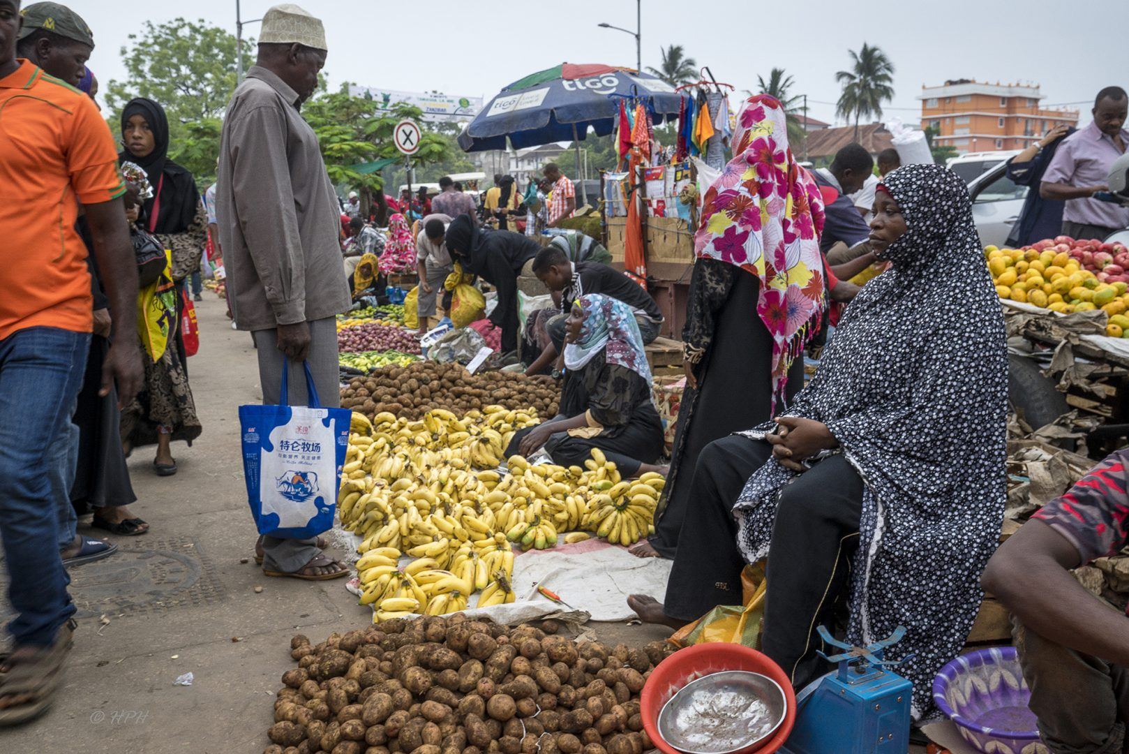 Darajani Market, Unguja, Zanzibar