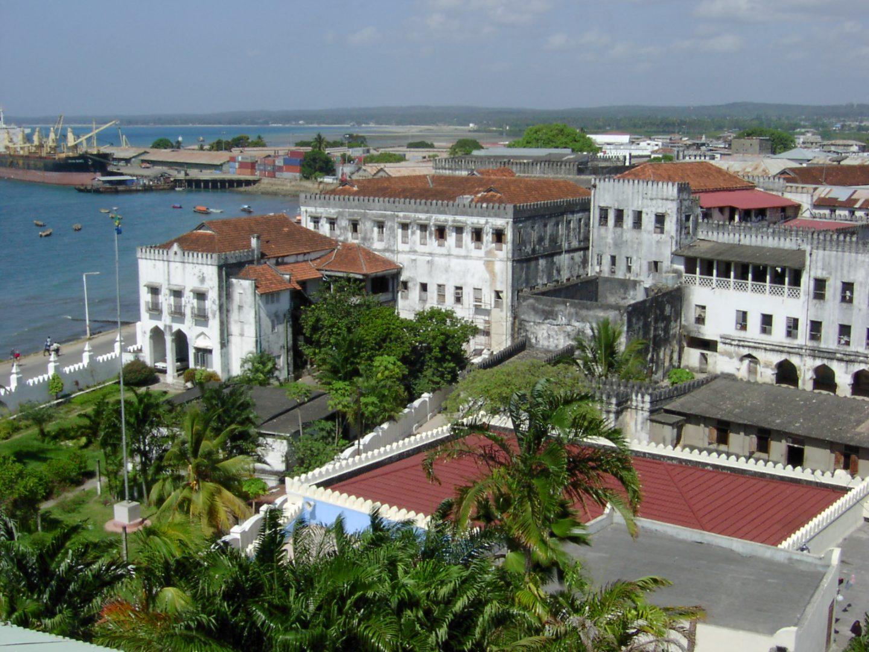 Sultan's Palace, Unguja, Zanzibar