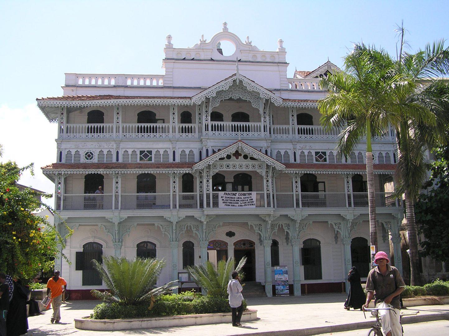 Ithnashiri Dispensary, Unguja, Zanzibar
