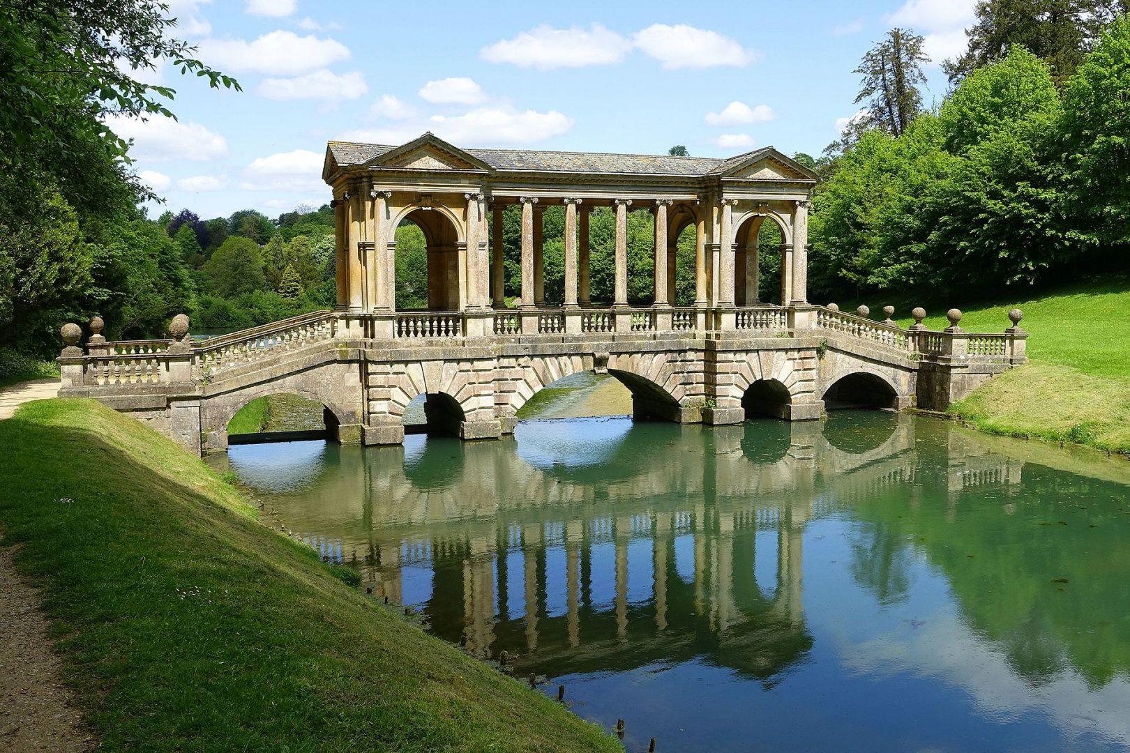 Prior Park Landscape Garden, Bath, England