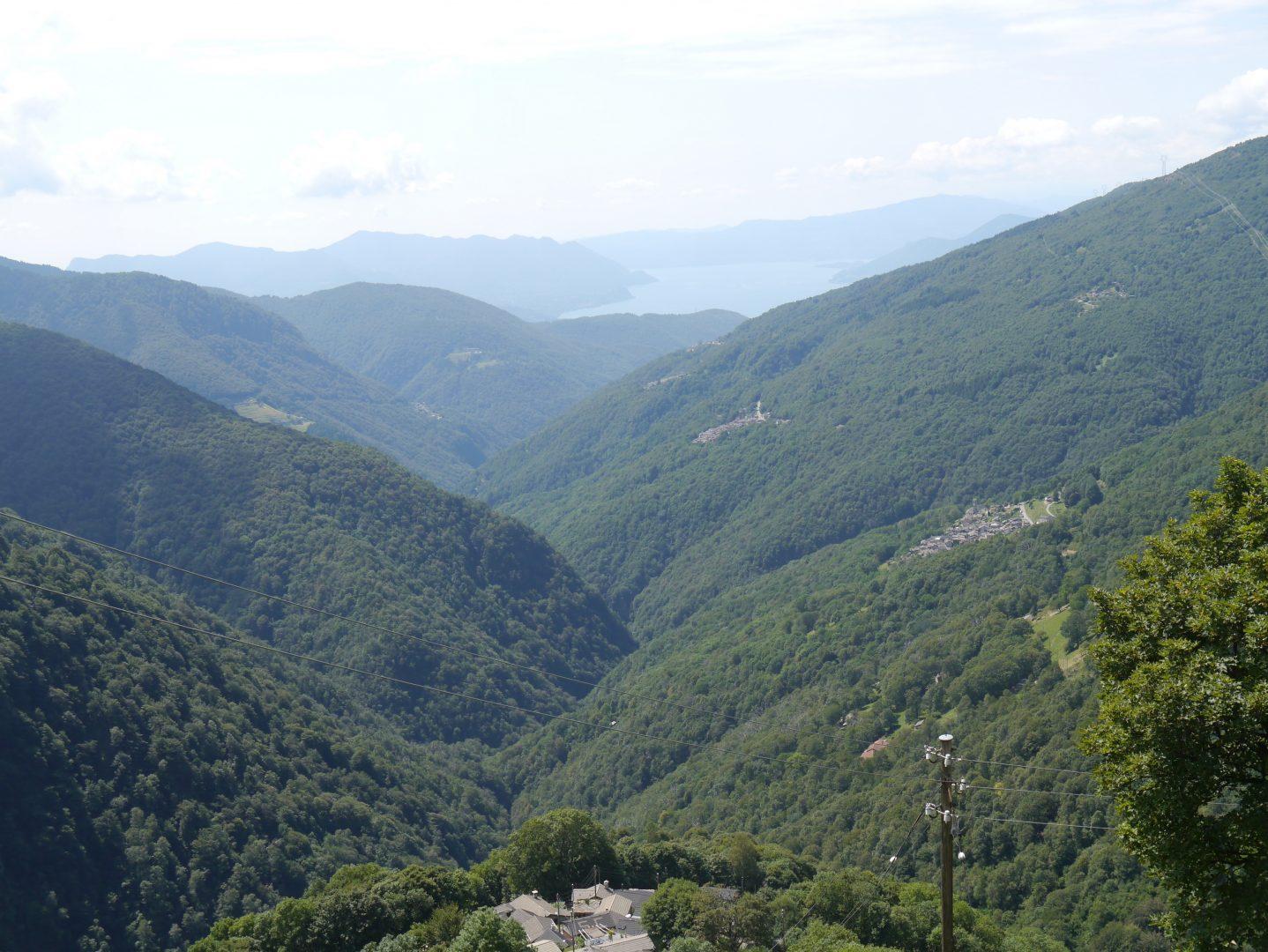 Monte Cadrigna, Dumenza, Italy