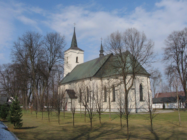 Sanctuary of Our Lady of Ludźmierz, Nowy Targ, Poland