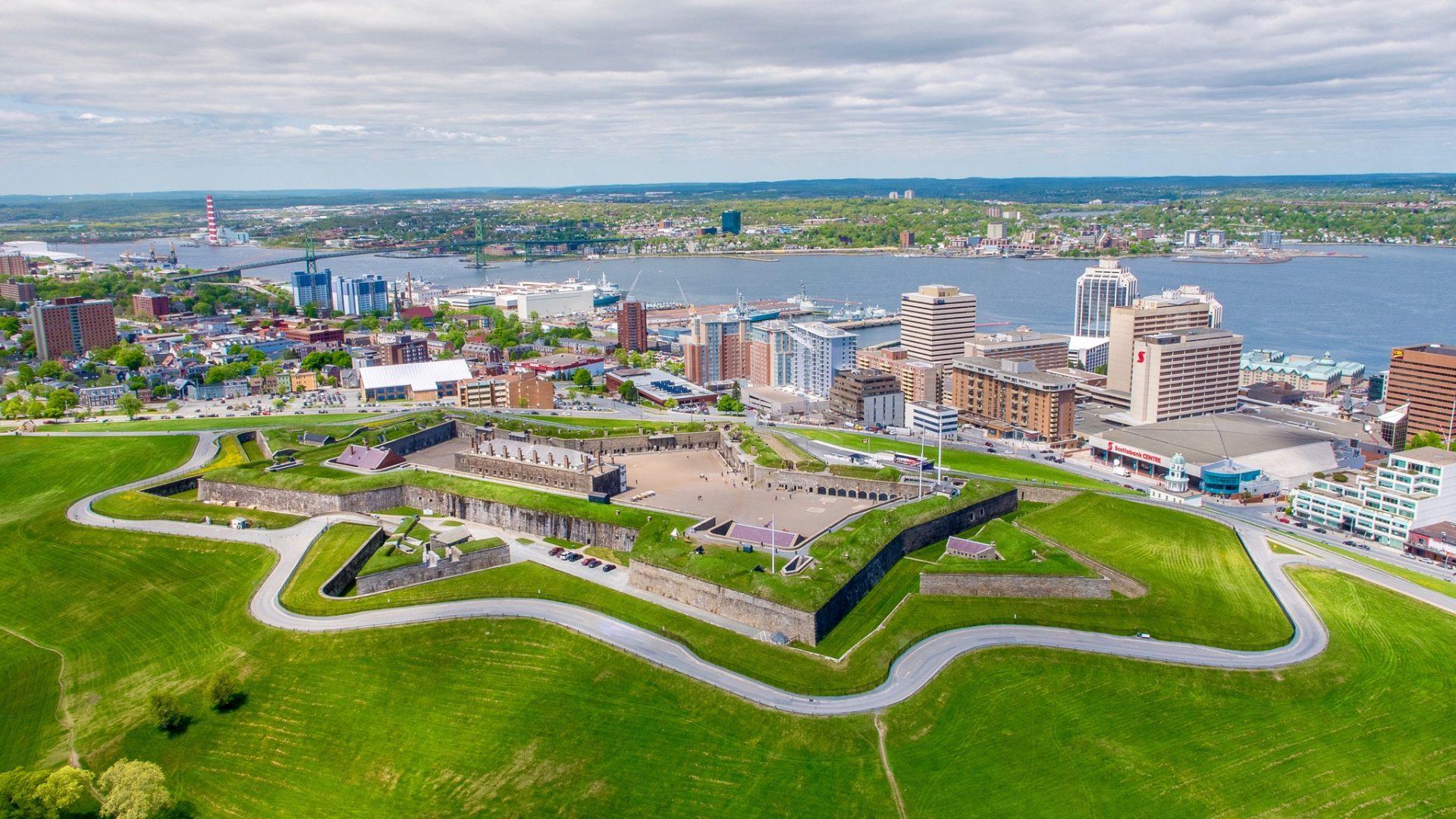 Halifax Citadel National Historic Site, Nova Scotia, Canada