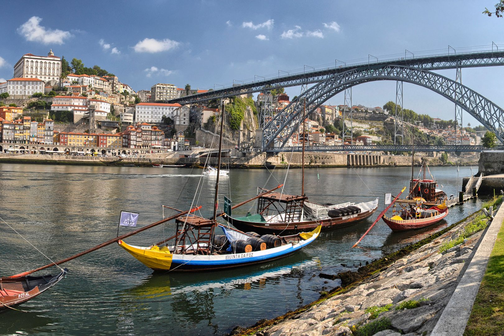 Luís I Bridge, Portugal