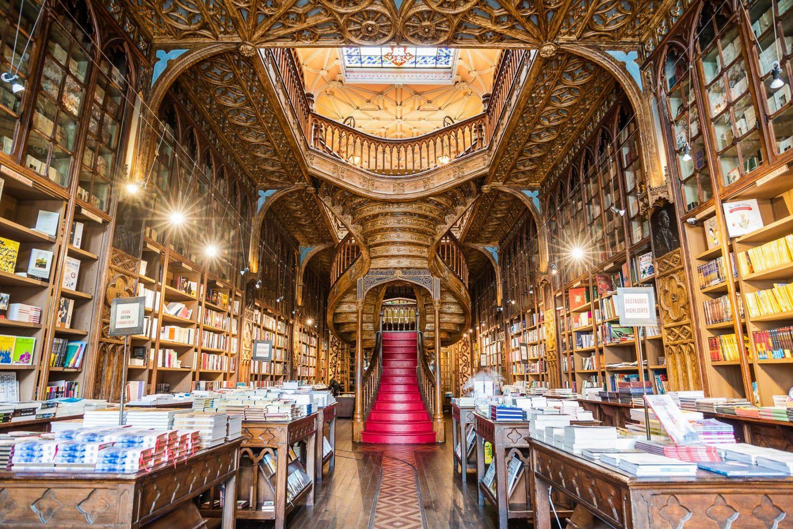 Livraria Lello, Portugal