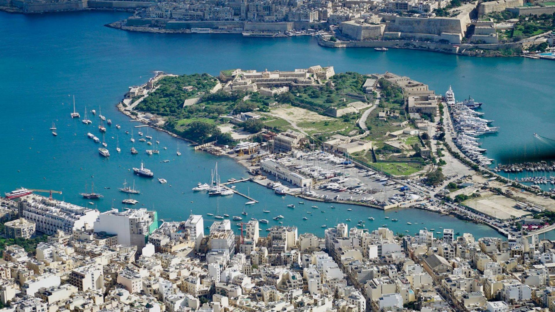 Manoel Island, Malta