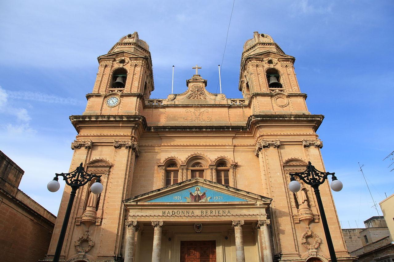 Parish Church of Our Lady of Mount Carmel, Malta