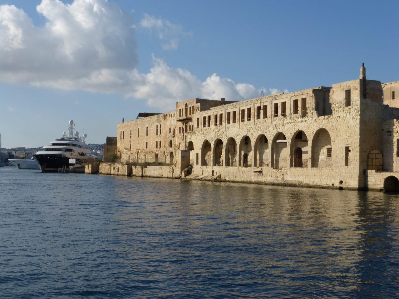 Lazzaretto, Malta